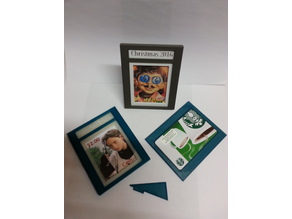Gift Card Box / Holder and Photo Frame