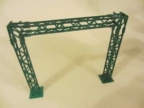 Modular truss system
