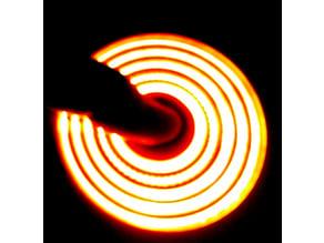 Vorpal Rainbow Fidget Spinner