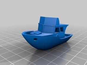 Custom Hull SS Minnow Non Benchy