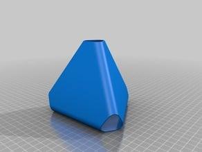 Tetrahedral Mold