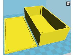 Box, laptop adapter box