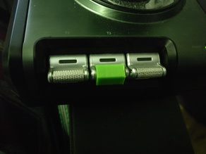 Saitek X52 Pro toggle switch cap