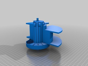70mm and 55mm Auto-Rewind Spool Holder