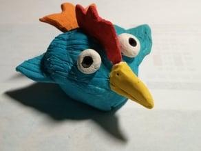 Clay Chicken