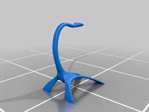 Plesiosaurus Banana Stand