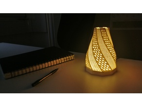 The Jaxtaposition (Parametric Lamp)