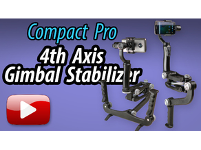 Compact Pro 4th Axis Stabilizer