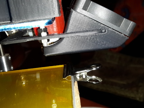 Fan duct mount for Ord bot and Printrbot (another version)