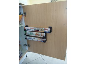 household roll holder/ support de rouleau menager