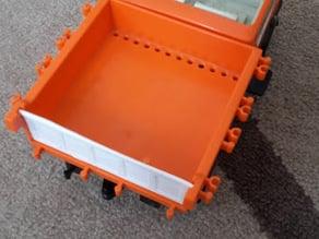 Playmobil Truck loader door replacement