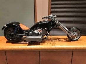 Motorbike fun design