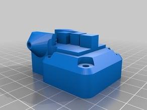 Carriage for Kossel Mini Recirculating Rails