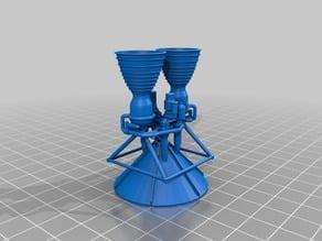 Titan II Engines