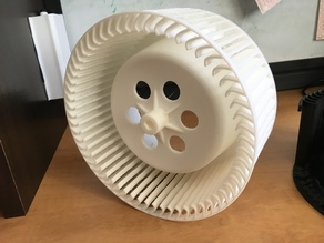 Garrison Dehumidifier Replacement Fan (READ DESCRIPTION)