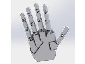Customizable Robotic hand