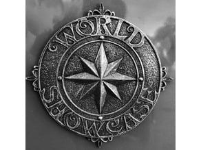 EPCOT World ShowCase Medallion