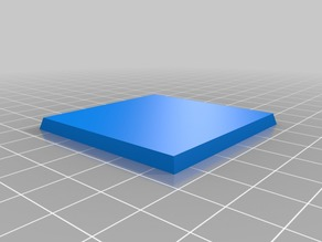 Tabletop base 50x50mm