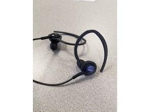 akg earbud holder