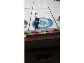 Curling Rock Party Lights