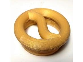 Ergonomic biscuit cutter