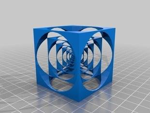 Parametric turner's cube
