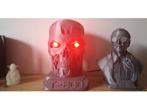 Eyes for T-800 with Led