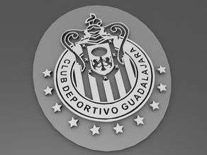 Liga MX  - Chivas - Easy print