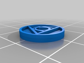 Guild Ball Influence Token for Alchemists