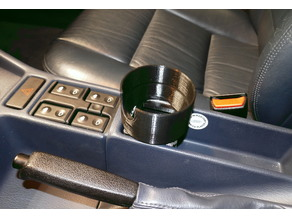 Cup Holder for BMW E34