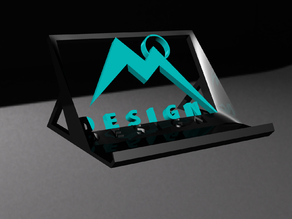 Design Phone Stand