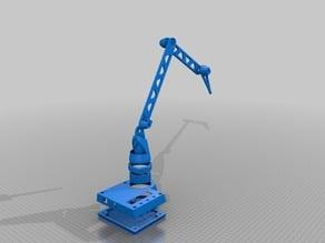 Simple measuring arm
