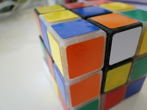 Yet another Rubik's cube