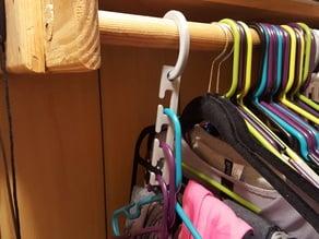 Multi Hanger Clotheshanger