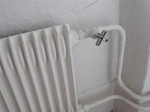Heating Valve Knob (7mm square-section key)