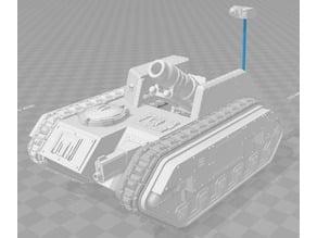 Griffon like vehicle - WH40k