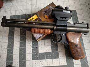 Picatinny Rail - Benjamin Model 137 Air Pistol