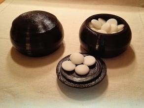 Go/Baduk/Weiqi Bowl Configurator