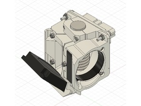 HI-flow Extruder-Head For ANYCUBIC i3 MEGA