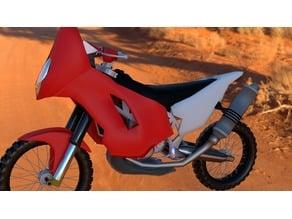 Rally Bike Concept