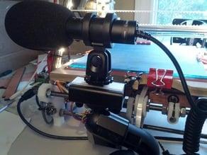 Contour camera mount adapter