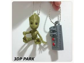 Baby Groot 5-2 (Don't Push This Button)