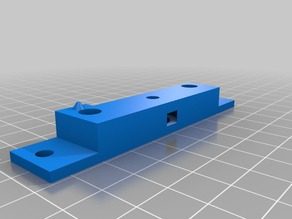 MendelMax2.0_Extruder_Guide_Lower_E3Dv6
