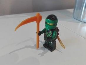 Lego scythe
