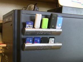 USB/SD holder