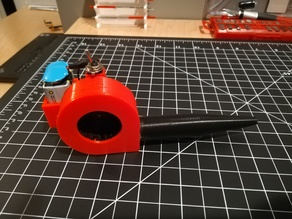 Mini Leaf Blower