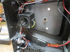 HORN BOX for RC Truck Crawler 1/10 scale