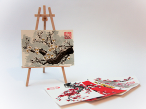 Easel Picture Stand