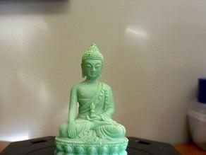 Bodh Gaya Buddha