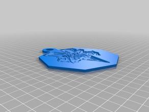 My Customized [With polygonal frame]  Lithophane